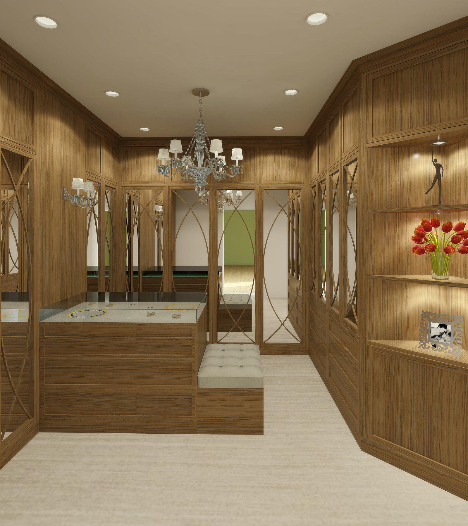 Luxury Closet Design