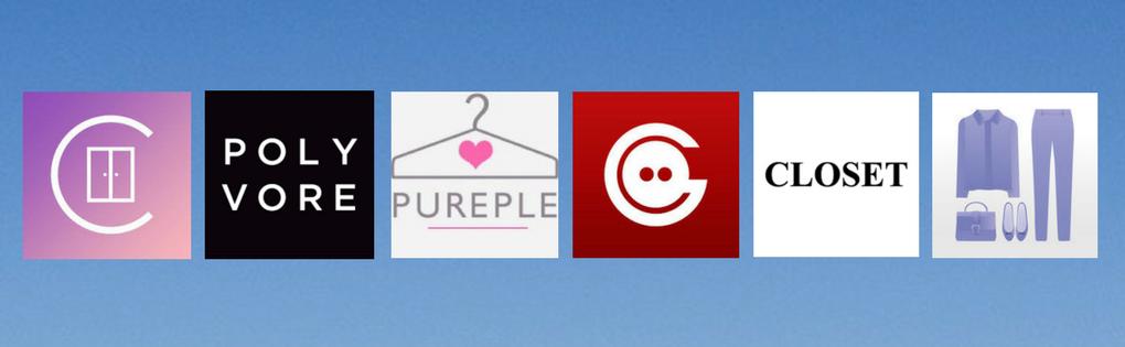 Closet Theory ranks the top six wardrobe apps.
